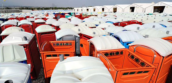 Champion Portable Toilets in Selma,  AL
